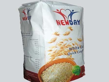 New Day White Oats