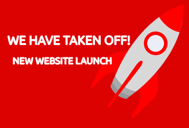 Brand new website launch